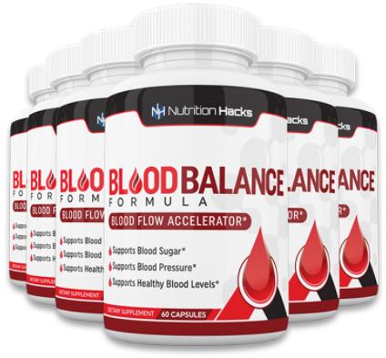Blood Balance Formula Supplement Reviews