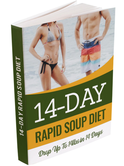 14 Day Rapid Soup Diet Program eBook