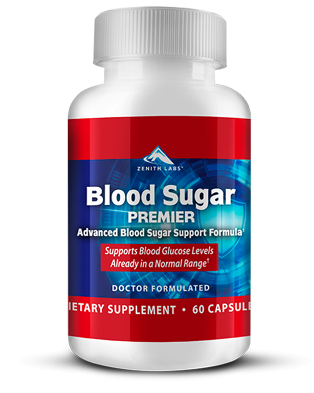 Blood Sugar Premier Nutrition Formula - An Ultimate Diabetes Support