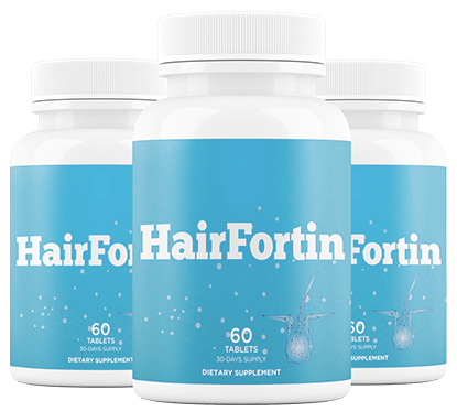 HairFortin Review - The Ultimate Hair Regrowth Supplement