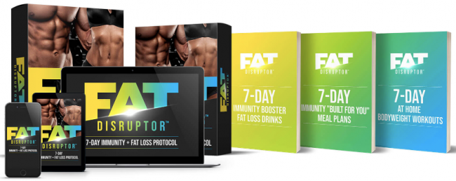 The 7-Day Fat Disruptor