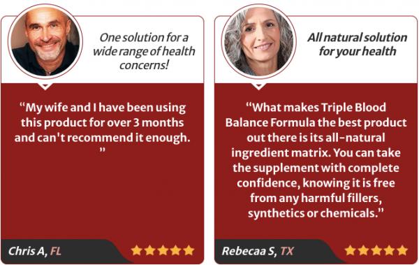 3 Naturals Triple Blood Balance Reviews