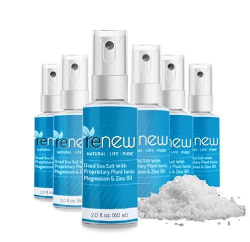 Renew Magnesium Spray
