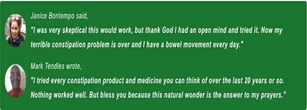 GoDaily Prebiotic Testimonials