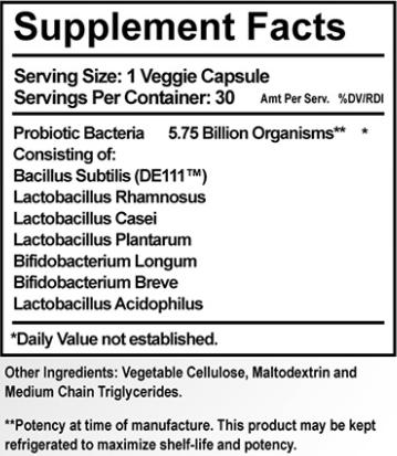 Acid Reflux 911 Ingredients