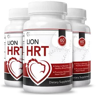 Lion HRT Supplement
