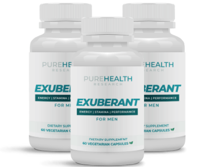 PureHealth Research Exuberant Reviews