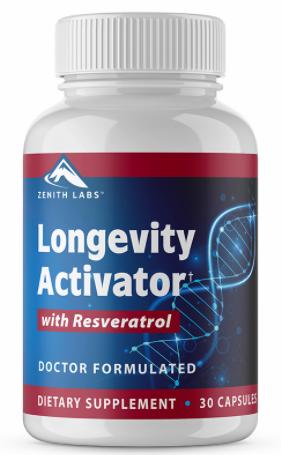 Zenith Labs Longevity Activator Reviews