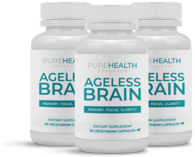 PureHealth Research Ageless Brain Reviews