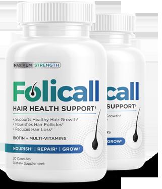 Folicall Hair Health Support Reviews
