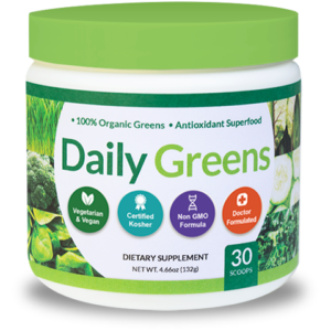 Daily Greens Supplement Reviews