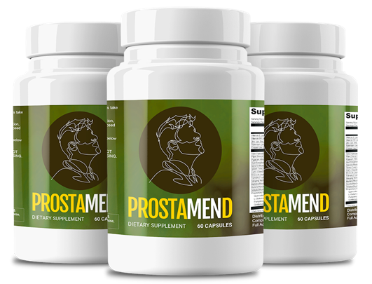 ProstaMend Reviews Supplement Capsules pills