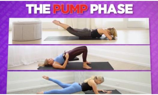 Yoga Burn Booty Challenge Program