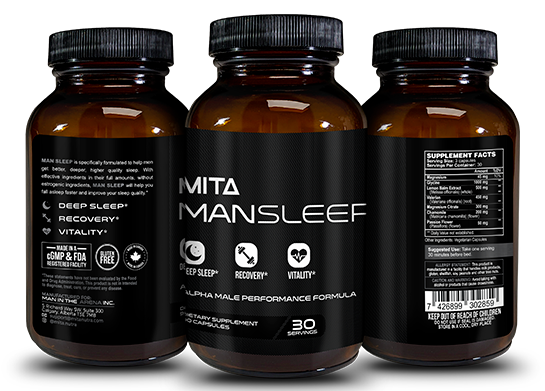 Man Sleep Supplement Reviews