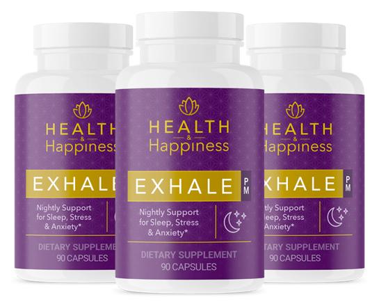 Exhale PM Supplement Reviews