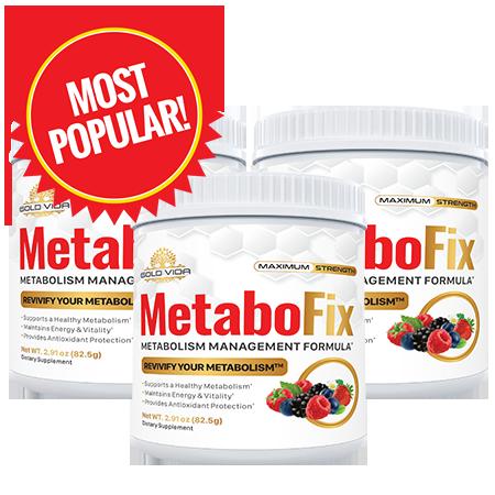 MetaboFix Supplement Drink Reviews