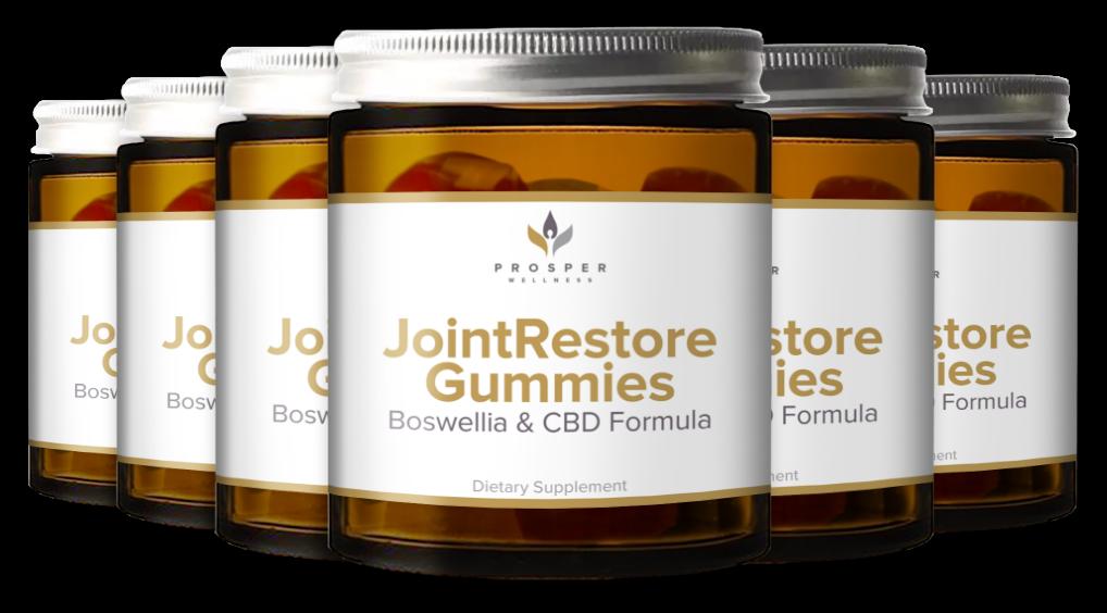 JointRestore Gummies Supplement