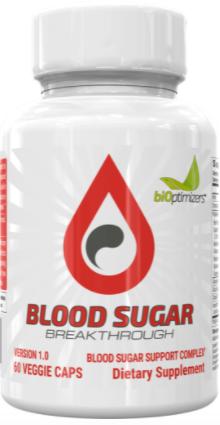 Blood Sugar Breakthrough Supplement