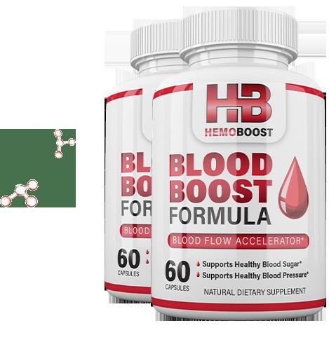 HemoBoost Blood Boost Formula Supplement