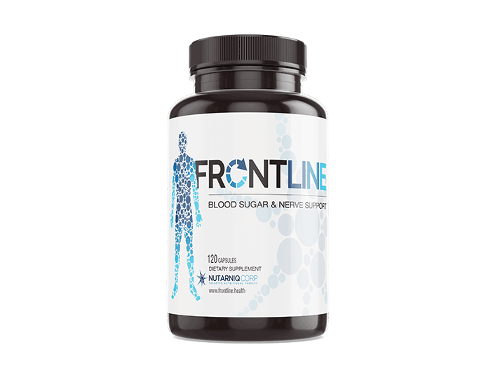Frontline Blood Sugar & Nerve Support Capsules - 100% Safe to Use? Check