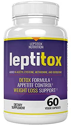 Leptitox Pills