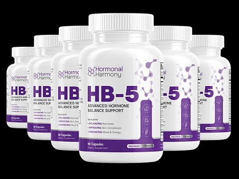 Hormonal Harmony HB-5 Supplement - Is Safe?