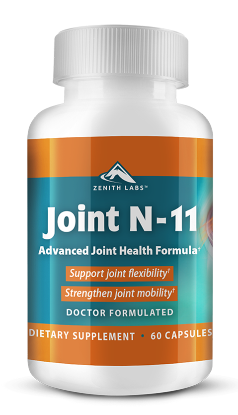 Zenith Labs Joint N-11 Capsules: Safe or Risky to Use? Click