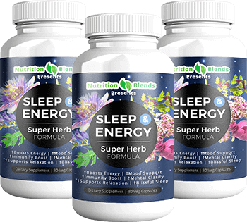 Sleep & Energy Super Herb Formula Review
