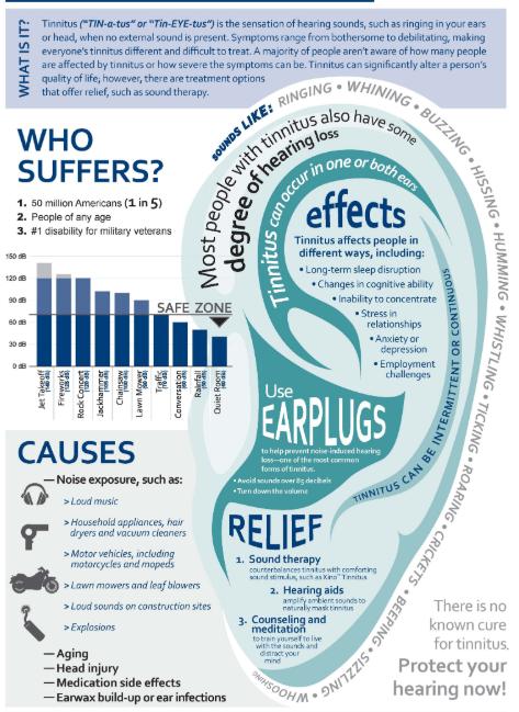 Volumil Supplement - Tinnitus Facts