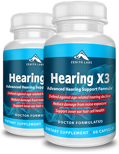 Hearing X3 For Tinnitus Support: Really Potent Ingredients Added? Check Out