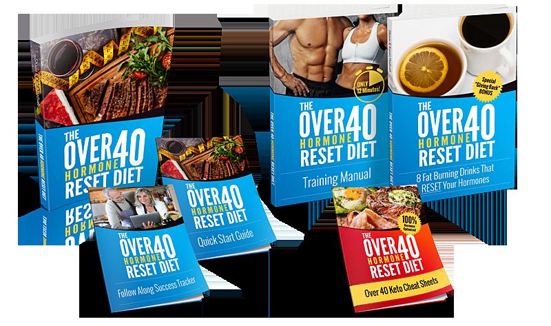 Over 40 Hormone Reset Diet Review: The Best Diet Program in 2020
