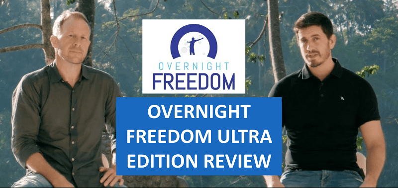 Overnight Freedom Ultra Edition Reviews