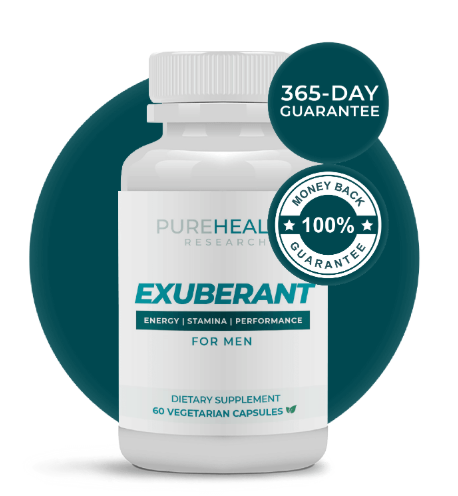 PureHealth Research Exuberant Review: Increase Men's Stamina