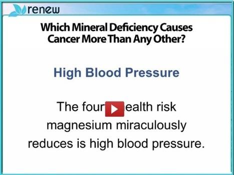 Symptoms of Magnesium Deficiency Reviews