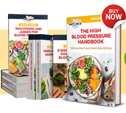 The High Blood Pressure Handbook Method: Can it Cure Your Blood Pressure? Read