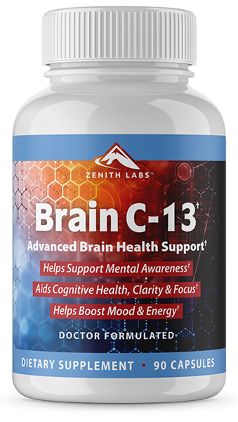 Brain C-13 Pills Review