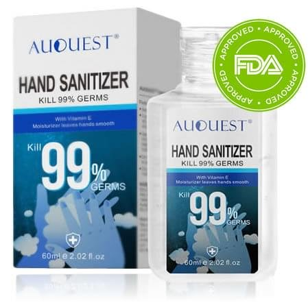 Auquest Hand Sanitizer Reviews