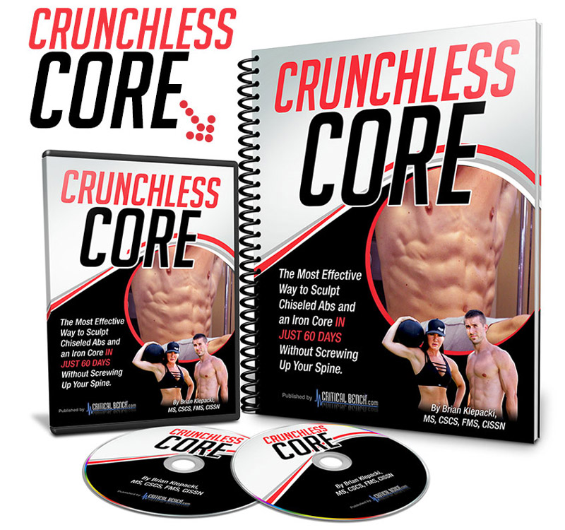 Crunchless Core Program Book