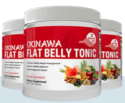 Okinawa Flat Belly Tonic Superfood