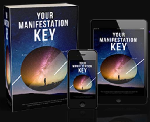 Your Manifestation Key Book