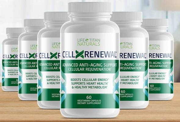 CellXRenewal Anti-Aging Supplement - Safe or Risky to Use? Read
