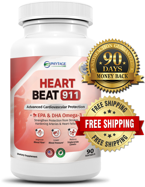 Heart Beat 911 Review - All-Natural Heart Health Support