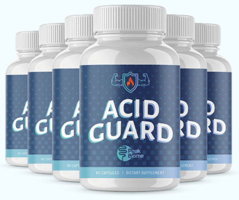 Peak BioMe Acid Guard Indigestion Support - User Truth Exposed!