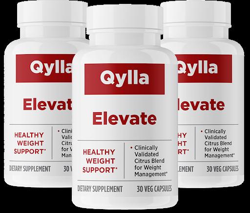 Qylla Elevate Supplement