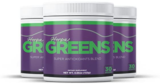 HerpaGreens Supplement