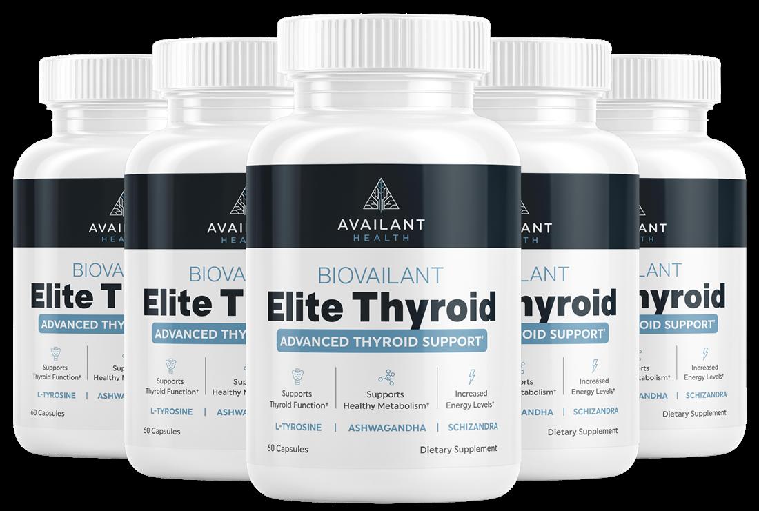 BioVailant Elite Thyroid Supplement Reviews