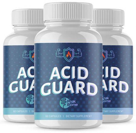 Peak BioMe Acid Guard Review