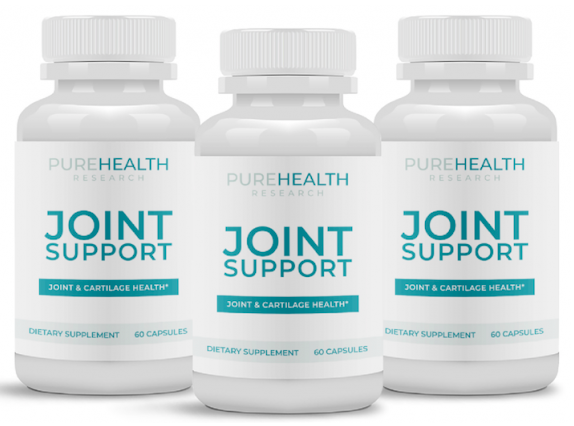 Purehealth Research Joint Support Reviews