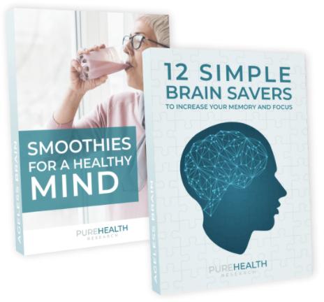 PureHealth Research Ageless Brain Bonus