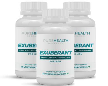 PureHealth Research Exuberant Reviews